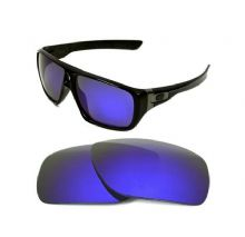 NEW POLARIZED CUSTOM PURPLE LENS FOR OAKLEY DISPATCH SUNGLASSES
